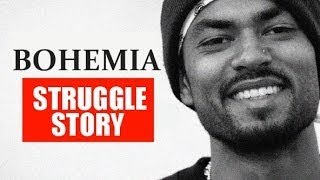 Journey Of Bohemia -बचपन से  Rapstar का सफ़र  -Complete Biography  HIndi-ANIMATED-Motivational Video-