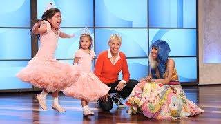 Ellen Looks Back at Guests Meeting Their Heroes