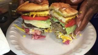 Auntie Fee's Daym Drops Sandwich