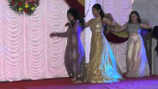 Manwa Laage   Deewani Mastani   Sangeet Dance