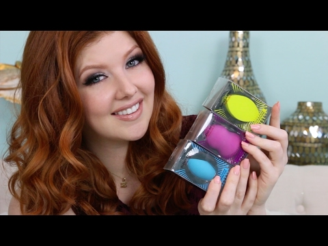 New At the Drugstore   L'Oreal Infallible Blenders Review