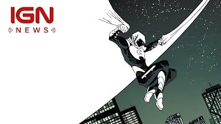 Netflix Could Be Developing a Moon Knight Series - IGN News