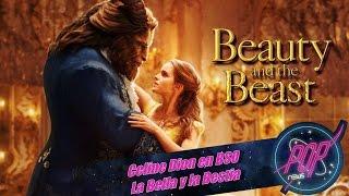 Celine Dion en BSO de La Bella y la Bestia