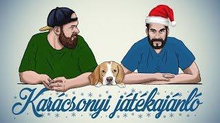 Karácsonyi Társasjátékajánló   Fun With Geeks (F)
