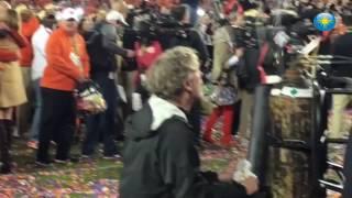 Clemson celebrates even more