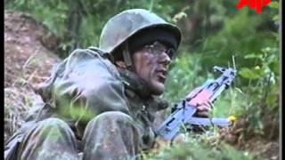 Disa inserte nga UCK te luftes ne Koshare (Kosovë)