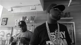 50 Cent & Young Buck Before G-Unit Reunion At Summer Jam 2014