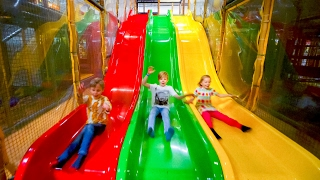 Busfabriken Indoor Playground Fun for Kids #2