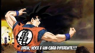 O CONFRONTRO ENTRE Os GUERREIROS MAIS PODEROSOS!!! GOKU Vs JIREN   Torneio Do Poder   Baseball Super