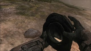 Halo: Reach - What Is Under Noble 6's Helmet?