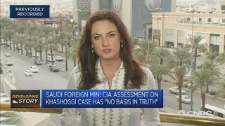 The impact of the killing of Jamal Khashoggi on Saudi Arabia   Capital Connection