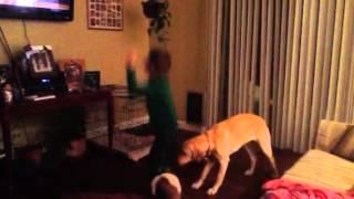 Justin dancing to Dickie Roberts movie scene
