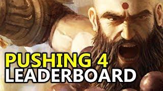 ♥ Pushing For The Leaderboard - Season 12 Hardcore Monk (Diablo 3 Gameplay)