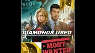 Choices: Stories You Play - Most Wanted Book 1 Ch 7 Diamonds Used