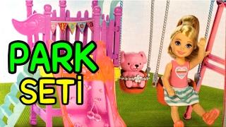Barbie Park Seti Açılımı