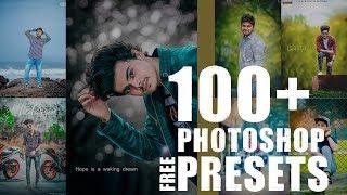 100 + photoshop camera raw presets free download