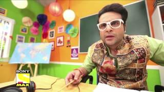 2 kaudi ke admi ke pass headphone - Bharti and Krushna