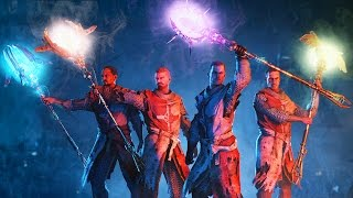 THE CALL OF DUTY ZOMBIES MOVIE.