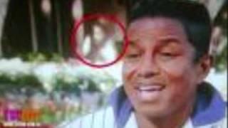 Sightings of Michael Jackson ghost