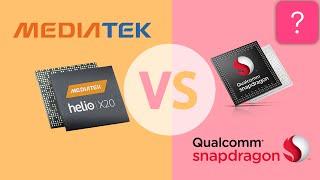 ¿Qualcomm o Mediatek? qué diferencias existen