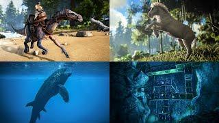Patch 256: Equus, Leedsichthys, Ichthyornis, Iguanodon, Underwater Bases, & More!