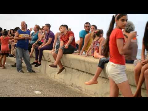 Códigos Viajes Muro 3 Habana Cuba