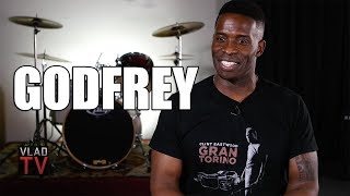 Godfrey on Cosby and Suge Knight Both Going Blind After Trials Started (Part 12)