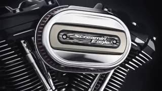 Découvrez le nouveau moteur Milwaukee-Eight 107 - 2017