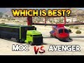 Download Video Download GTA 5 ONLINE : AVENGER VS MOC ( WHICH IS THE BEST OPERATION CENTER FOR MONEY ? ) 3GP MP4 FLV