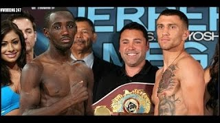 Vasyl Lomachenko vs. Terence Crawford: Possibility or Escape from Reality?