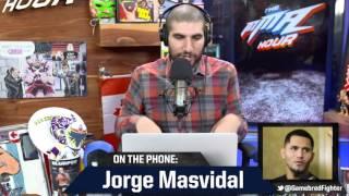 Jorge Masvidal Wants to Get 'Vengeance' on Donald Cerrone