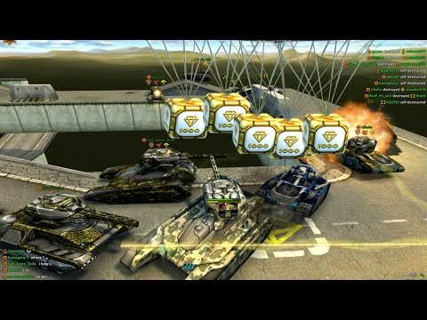Tanki Online Gold Box Video 14 by Oufa