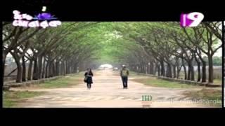 Poth Cholar Ei ft Shuvo and Purnima   Bangla Movie Song 2013 HD]   YouTube