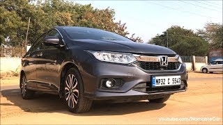 Honda City ZX GM6 2017 | Real-life review