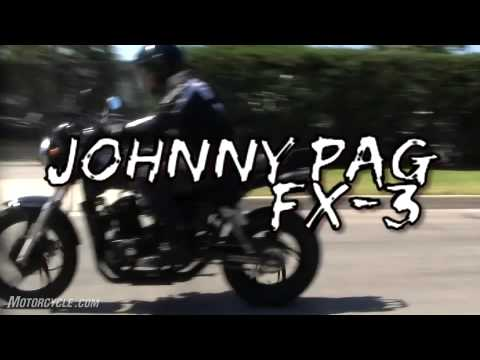 2009 Johnny Pag Motorcycles Review American designed made in China