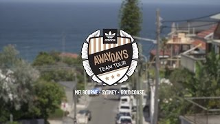 adidas Away Days Australia Video | TransWorld SKATEboarding