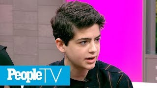'Andi Mack's' Joshua Rush Opens Up About Playing Disney's First Openly Gay Character | PeopleTV
