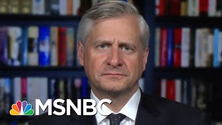 Jon Meacham: Robert Mueller Is Moving On Legal Time, Not Political Time | The 11th Hour | MSNBC