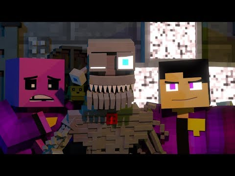 Xxx Mp4 Welcome Back FNAF Minecraft Music Video 3A Display Song By TryHardNinja 3gp Sex