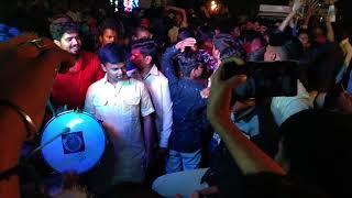 Begumpet Dancer Naveen @ Secunderabad Bonalu Jatara  Wid Dasarath Band.... 2k18