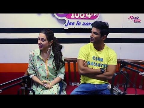 Xxx Mp4 Check Out Interview Of Sushant Singh Rajput And Sara Ali Khan To Find Out Importance Of Education 3gp Sex