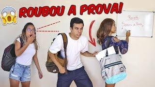 VOCÊ DECIDE - A SEMANA DE PROVAS! (PARTE 1)