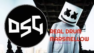 REAL DRUM MARSMELLOW - ALONE