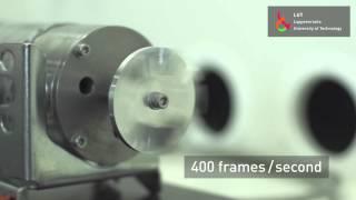 Carbon Nanotube Yarns Winding Electric Motor - LUT