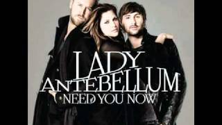 Lady Antebellum - Hello World. W/ Lyrics