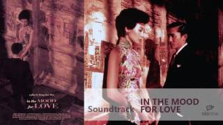 Nat King Cole: Quizas quizas quizas (In the mood for love) Soundtrack #10