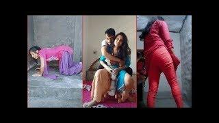 Desi Girls in Leggings❤💖indian village girl masti,dehati girls, hot and sexy girl dance