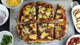 1 Minute Recipe | BBQ Chicken Pizza