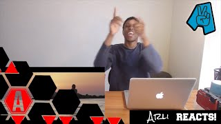 Noizy - The baddest (Prod. by A-Boom) REACTION!!