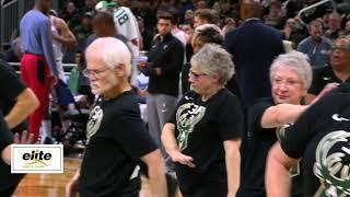 "Milwaukee Grand Dancers Go Off To BlocBoy JB & Drake's ""Look Alive"", Show Off Jazz Hands"